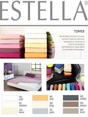 spannbetttuch shop estella bettw sche. Black Bedroom Furniture Sets. Home Design Ideas